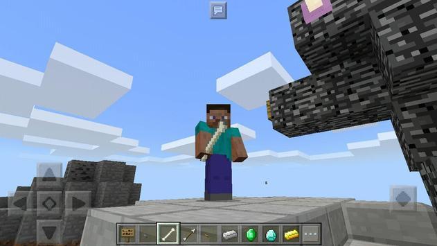 Mega Skyblock MCPE Map screenshot 2