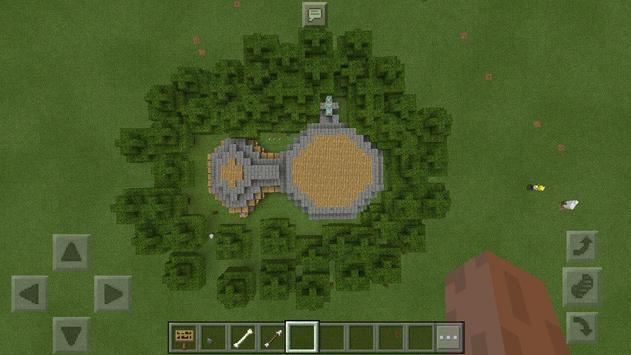 Mega Skyblock MCPE Map screenshot 5