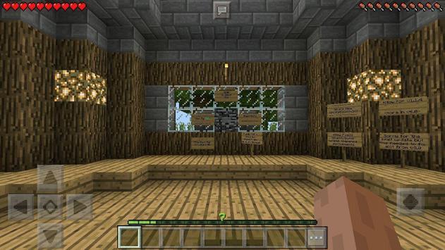 Mega Skyblock MCPE Map screenshot 6