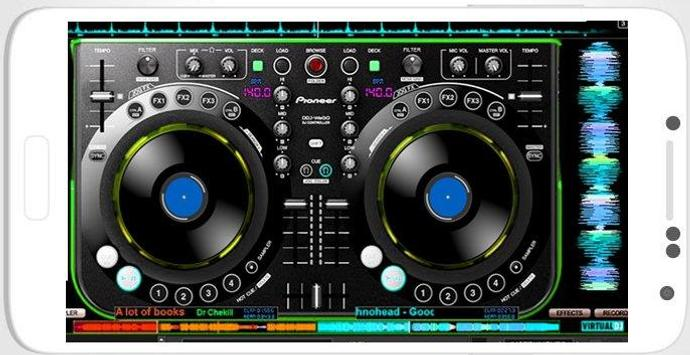 Virtual dj 2018 for android