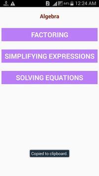 GRE Math Formula by Magoosh screenshot 2