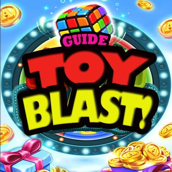 Guide Toy Blast poster