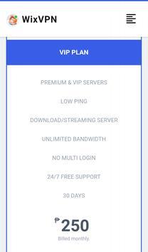 WixVPN screenshot 4