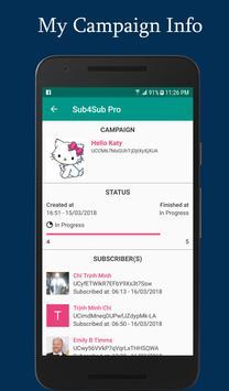 Sub4Sub Pro II For Youtube screenshot 4