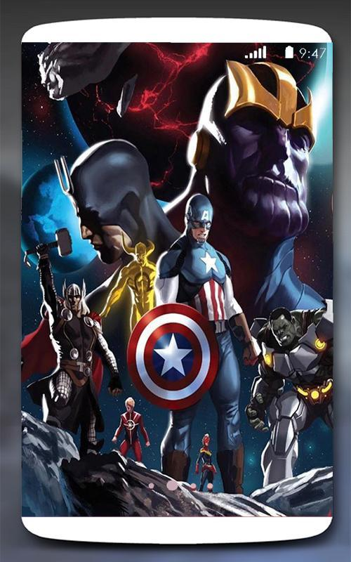 Avengers Infinity War Theme For Android Free Download