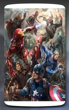 Avengers Infinity Wars HD Wallpapers 2018 poster