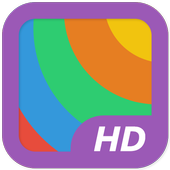 FLAT UI Wallpaper HD icon