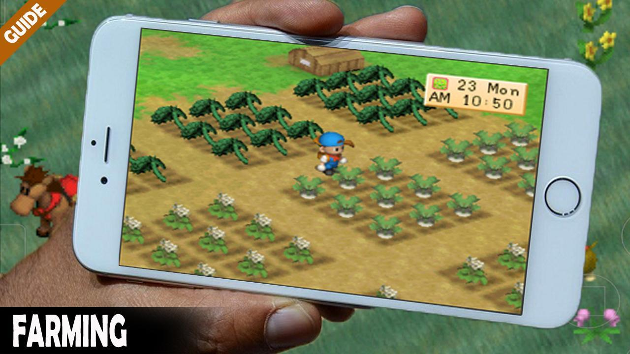 Guide Harvest Moon Back To Nature for Android - APK Download