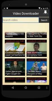 VideoMate HD Downloader screenshot 1