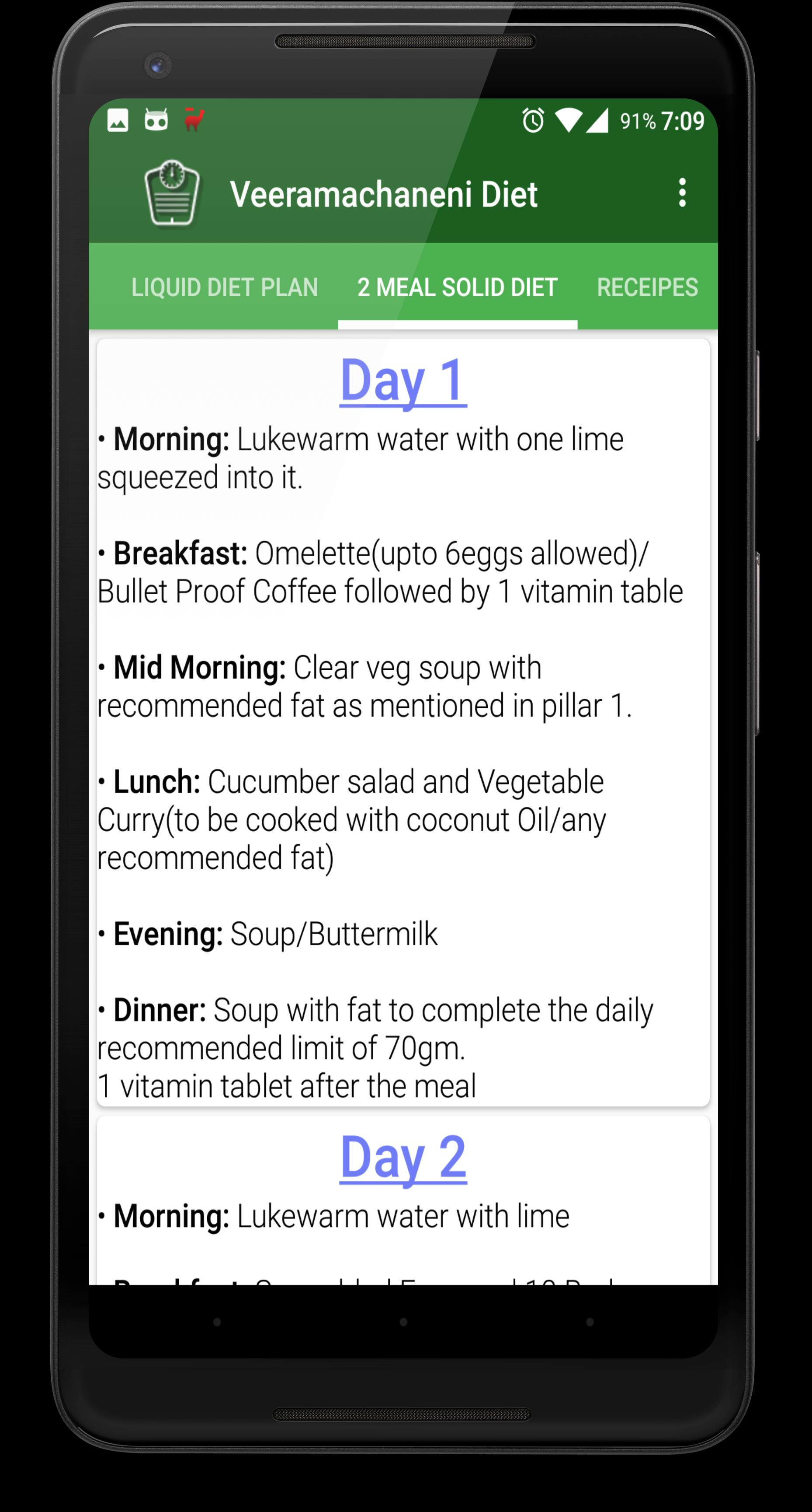 Veeramachaneni Ramakrishna Diet Vrk For Android Apk Download