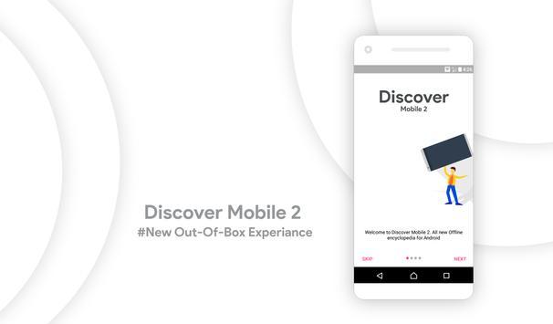 Discover Mobile screenshot 1