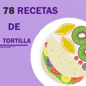 Recetas de Tortilla icon