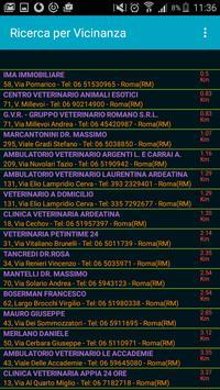Ricerca Veterinario screenshot 1