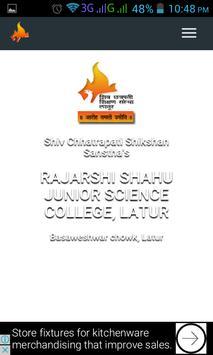 Rajarshee Shahu College poster