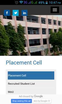 Rajarshee Shahu College apk screenshot