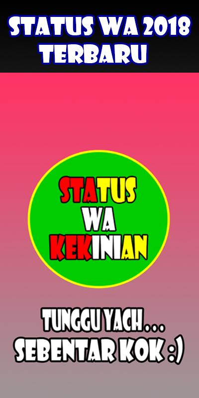 Update Status Wa Keren Terbaru 2018 For Android Apk Download