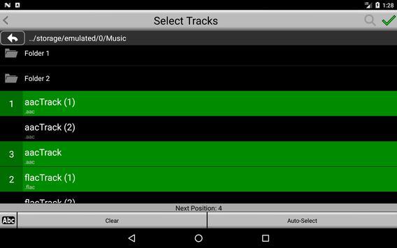 BackTrack FREE demo screenshot 12