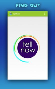 TellNow apk screenshot