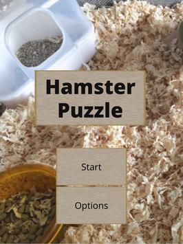 Hamster Slider Puzzle apk screenshot