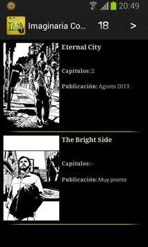 Imaginaria Comics apk screenshot