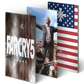 Far Cry 5 wallpapers of the Game HD 2018 icon