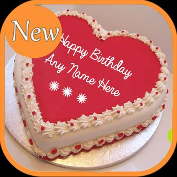 2018 Write Name On Birthday Cake Cakes