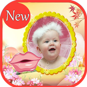 2018 Kid Photo Frame  & Lovely Kids Photo icon