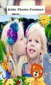2018 Kid Photo Frame  & Lovely Kids Photo screenshot 4