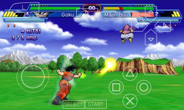 New Super Dragon Budokai Tenkaichi 3 Heroes Hints screenshot 4