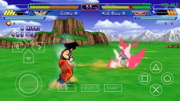 New Super Dragon Budokai Tenkaichi 3 Heroes Hints screenshot 3