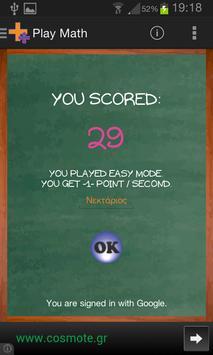 Play Math screenshot 4