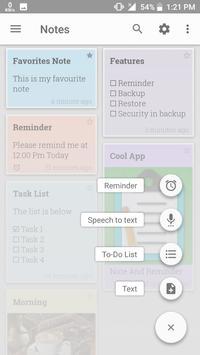 Notes And Reminder screenshot 4