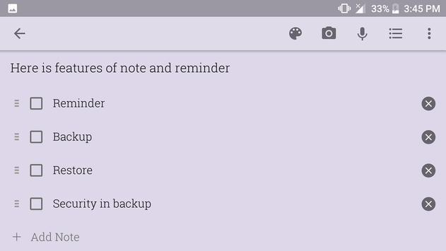 Notes And Reminder screenshot 9