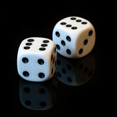 Dice Roller : 6-sided dice at your fingertips icon