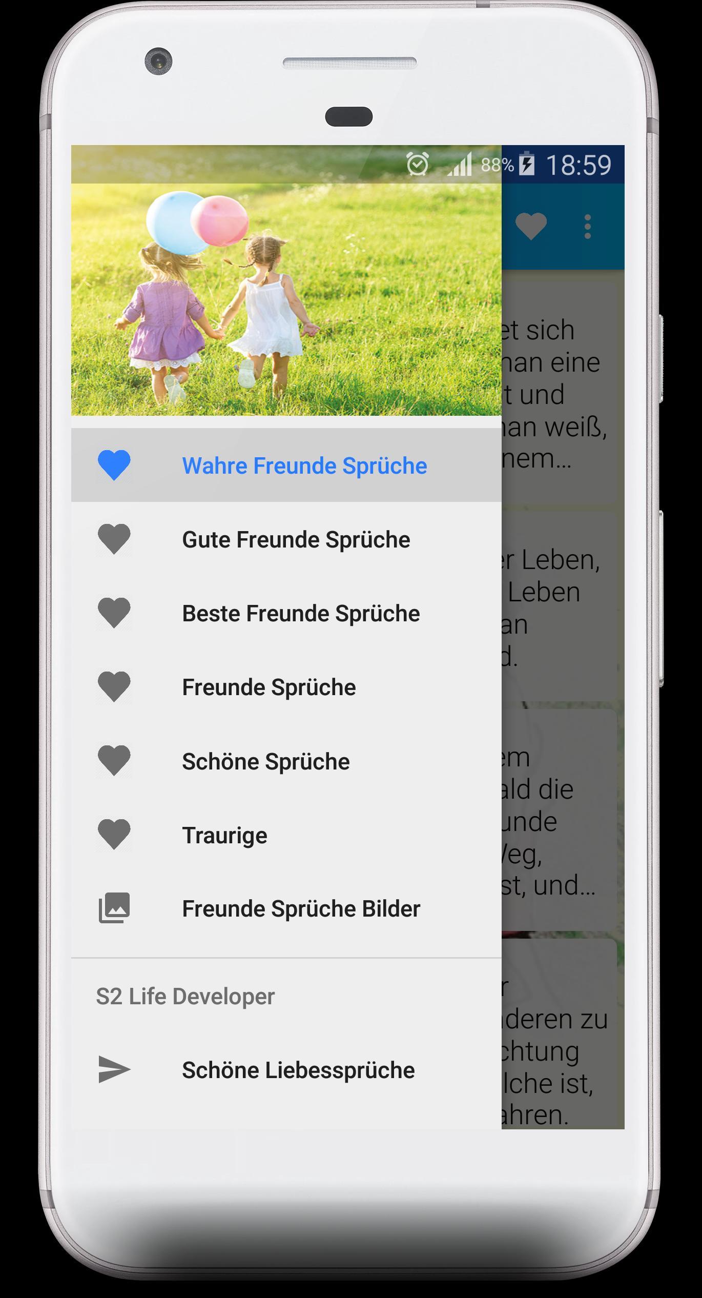 Freundschaft Sprüche For Android Apk Download