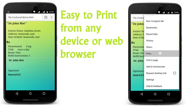 ReXi: E-Prescription Maker screenshot 8