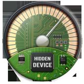 Hidden Microphone Detector & Camera Detector icon