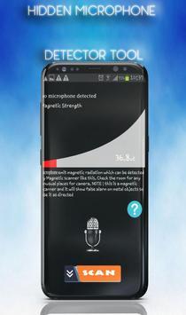Hidden Microphone Detector & Camera Detector screenshot 2