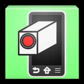 スマートアクションカメラwith IP cam icon