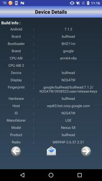 Device Details apk screenshot