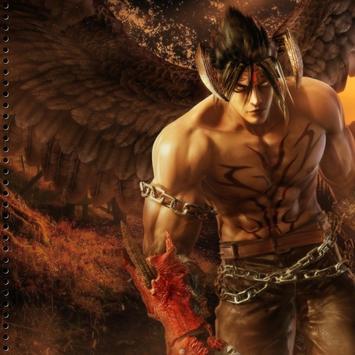 Devil Jin Wallpaper HD screenshot 1