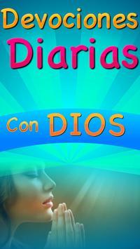 Devocionales Diarios con Dios poster