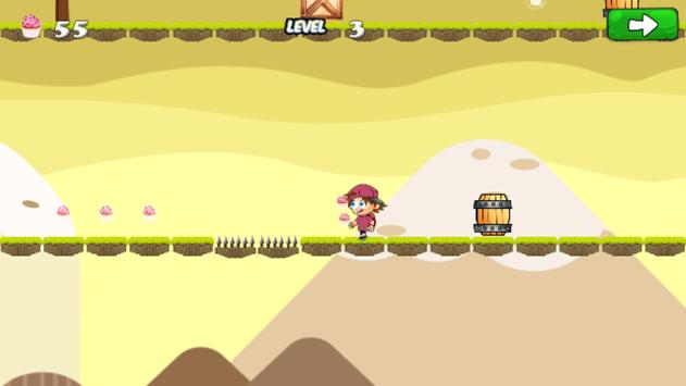 Timmy Adventure Fairly screenshot 4
