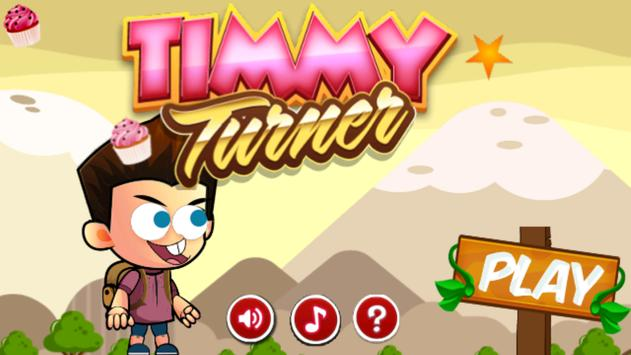Timmy Adventure Fairly poster