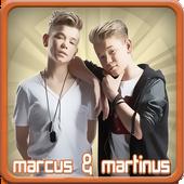 marcus and martinus wallpaper icon