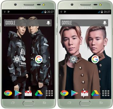 marcus and martinus wallpaper screenshot 1