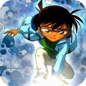 Conan Detective wallpaper HD icon