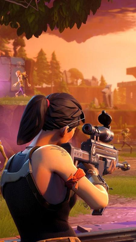 Fortnite Wallpaper 4k Fur Android Apk Herunterladen