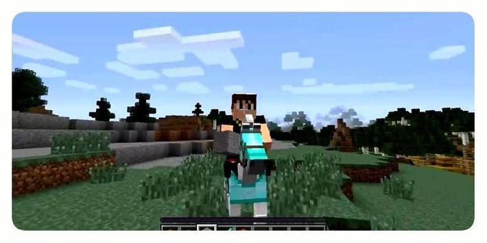 Horses Mod For Minecraft poster