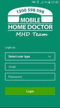 MHD Team poster